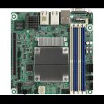 Asrock EPYC3101D4I-2T server/workstation motherboard mini ITX System on Chip