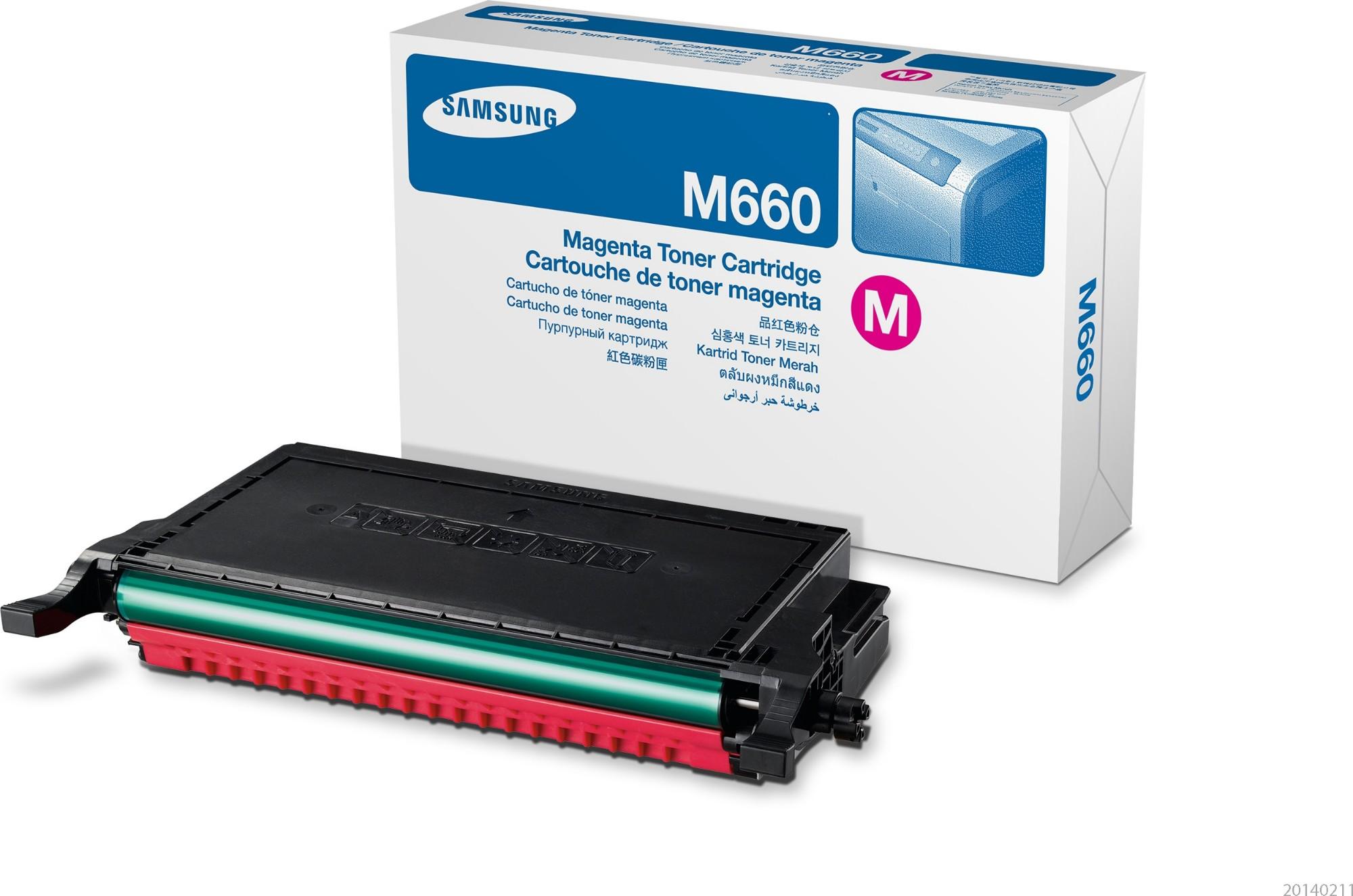 HP ST924A (CLP-M660B) Toner magenta, 5K pages
