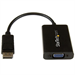 StarTech.com DisplayPort to VGA adapter with audio