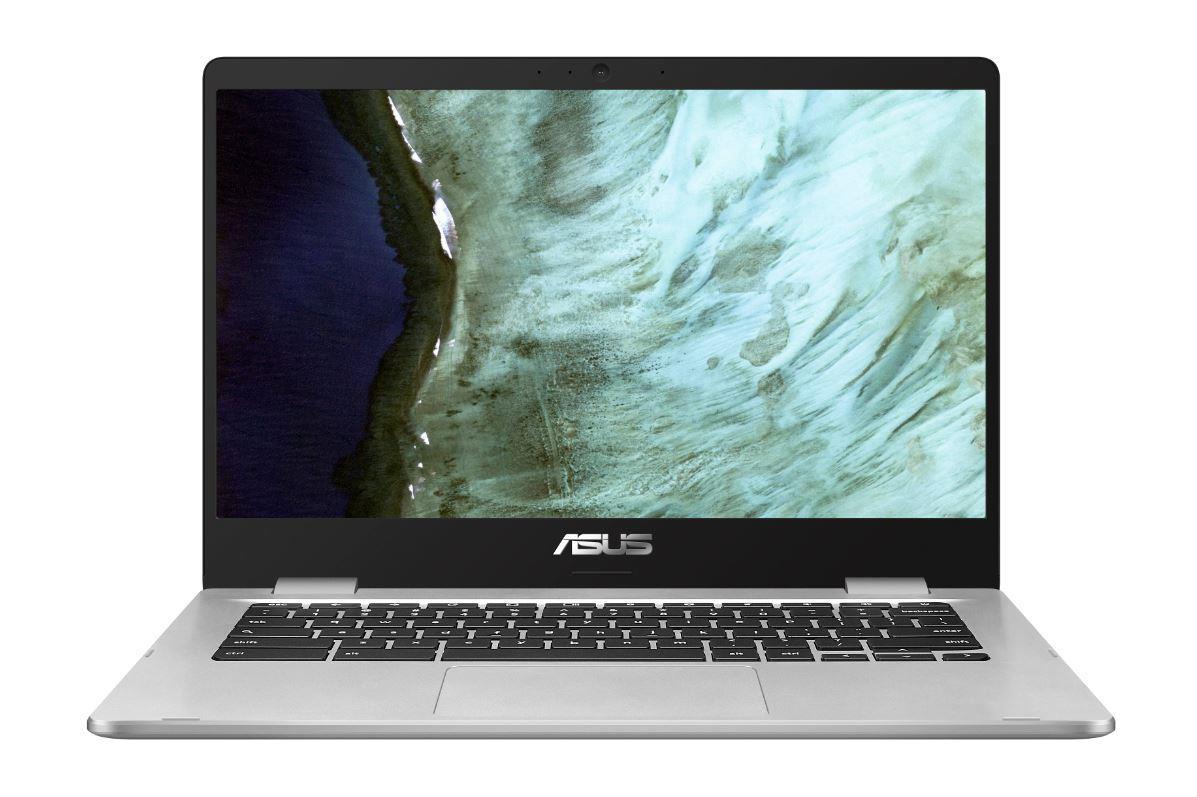 "ASUS Chromebook C423NA-BV0078 Silver Notebook 35.6 cm (14"") 1366 x 768 pixels 1.10 GHz Intel® Celeron® N3350"
