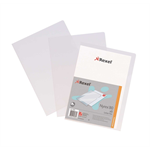 Rexel Nyrex™ 80 Letter File Folder A4 Clear (25)