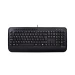 V7 KU300ES toetsenbord USB QWERTY Spaans Zwart