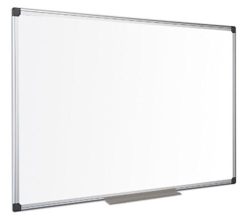 Bi-Office Maya Enamel Whiteboard Aluminium Framed
