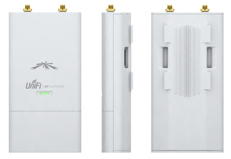 Ubiquiti Networks UAP‑Outdoor5 300Mbit/s Power over Ethernet (PoE) White WLAN access point