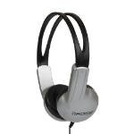 Koss ED1TC Black,Silver Supraaural Head-band headphone