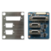 Shuttle PL69 COM/LPT Ports Card for Shuttle All-in-One PC X50V3 Series