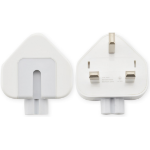 MicroSpareparts Mobile MSPA4258UK Type G (UK) White power plug adapterZZZZZ], MSPA4258UK