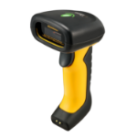Adesso NuScan 5200TR 1D/2D CMOS Black,Yellow Handheld bar code reader
