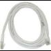 Microconnect Cat6 UTP, 2M PVC