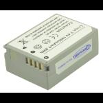 2-Power Digital Camera Battery 7.4v 1050mAh