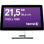 "Wortmann AG TERRA 2211 GREENLINE 3GHz i5-7400 21.5"" 1920 x 1080pixels Touchscreen Black, Silver All-in-One PC"