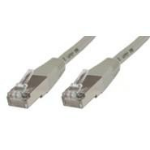 Microconnect STP5005 0.5m Grey networking cable