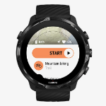 Suunto 7 sport watch Black Touchscreen 454 x 454 pixels Bluetooth