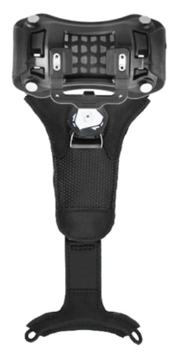Zebra SG-NGWT-WRMTS-02 accesorio para dispositivo de mano Negro