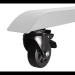 B-Tech System X Non-Marking Braked Castors