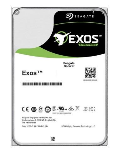 "Seagate Exos X16 3.5"" 14000 GB Serial ATA III"