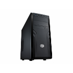 Cooler Master CM Force 500 Midi-Tower Black