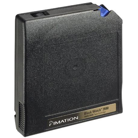 "Imation Black watch 3590 10/20Gb 1/2"" tape cart"