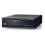 Cisco RV042 wired router Black