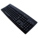 Accuratus KYBAC260BLKPS2 keyboard PS/2 QWERTY English Black