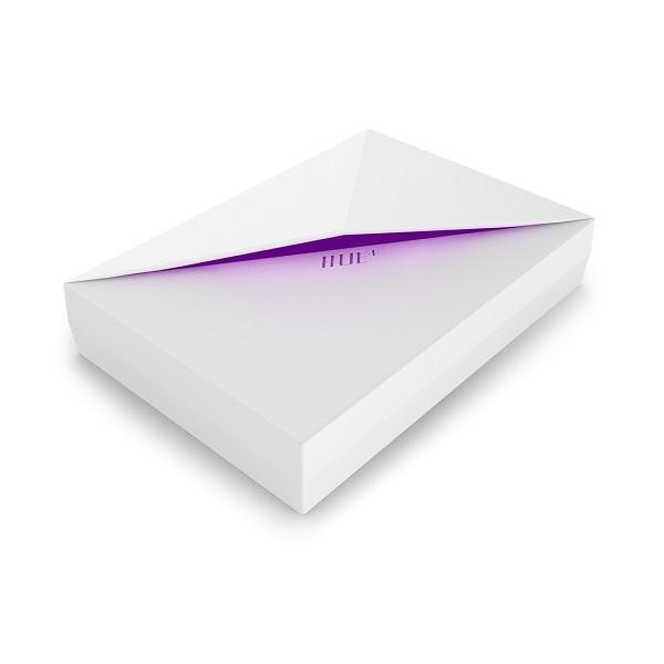 NZXT White & Purple HUE+ Advanced PC Lighting Controller