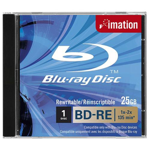 Imation Bd-re 2x 25GB Single Layer