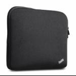 "Lenovo ThinkPad 13"" Fitted Reversible Sleeve 13"" Sleeve case Black"