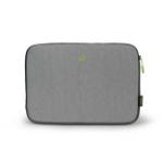 "Dicota D31744 notebook case 35.8 cm (14.1"") Sleeve case Green, Grey"