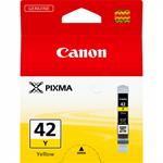 Canon 6387B001 (CLI-42 Y) Ink cartridge yellow, 13ml