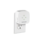 Netgear EX6110 Network repeater White