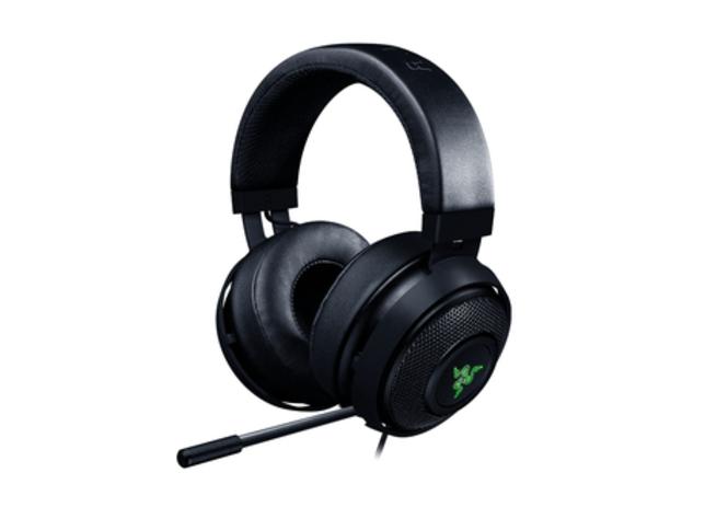 Razer Kraken V2 7.1 V2 Binaural Head-band Black headset