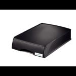 Leitz 52100095 desk tray/organizer Polystyrene Black