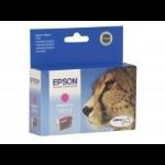 Epson Cheetah Singlepack Magenta T0713 DURABrite Ultra Ink