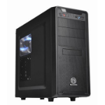 Thermaltake Versa G2 Midi-Tower Black computer case