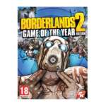 2K Borderlands 2: Game of the Year Edition PC Game of the Year PC Videospiel