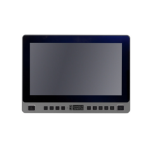"""Gamber-Johnson 7160-1451-00 touch screen monitor 13.3"""" 1920 x 1080 pixels Multi-touch Black, Gray"""