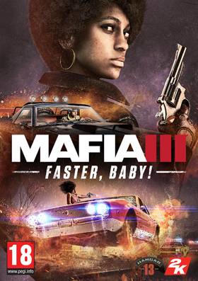 Nexway 822767 video game add-on/downloadable content (DLC) Video game downloadable content (DLC) PC Mafia III - Faster Baby Español