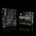 ASUS TUF B450M-PLUS GAMING Socket AM4 AMD B450 Micro ATX