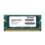 Patriot Memory 8GB PC3-12800 memory module 1 x 8 GB DDR3 1600 MHz