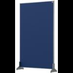 Nobo 1915508 magnetic board Blue