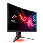"ASUS ROG Strix XG27VQ 27"" Full HD VA Black Curved computer monitor"