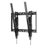 "Peerless STP680 signage display mount 90"" Black"