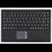 KeySonic ACK-540U+ USB Black keyboard