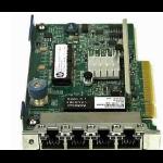 Hewlett Packard Enterprise 634025-001 networking card Ethernet 1000 Mbit/s Internal