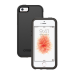 "Otterbox Symmetry Series for iPhone SE 4"" Cover Black"