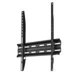 "Hama 00118104 65"" Black flat panel wall mount"
