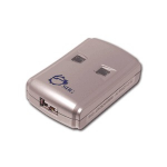 Siig USB 2.0 Switch 2-to-1 interface cards/adapter