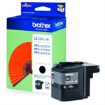 Brother LC-129XLBK Ink cartridge black, 2.4K pages, 50ml