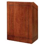 Da-Lite 98143 classroom table Wood