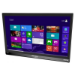 """Hannspree HT 161 HNB touch screen monitor 39.6 cm (15.6"""") 1366 x 768 pixels Black Multi-touch Tabletop"""
